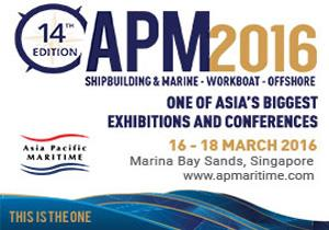 OTESAT_MARITEL is participating at APM 2016